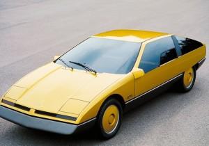 Opel GT2-Studie (1975).