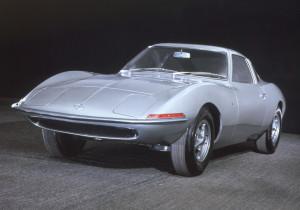 История и Histörchen: Opel GT