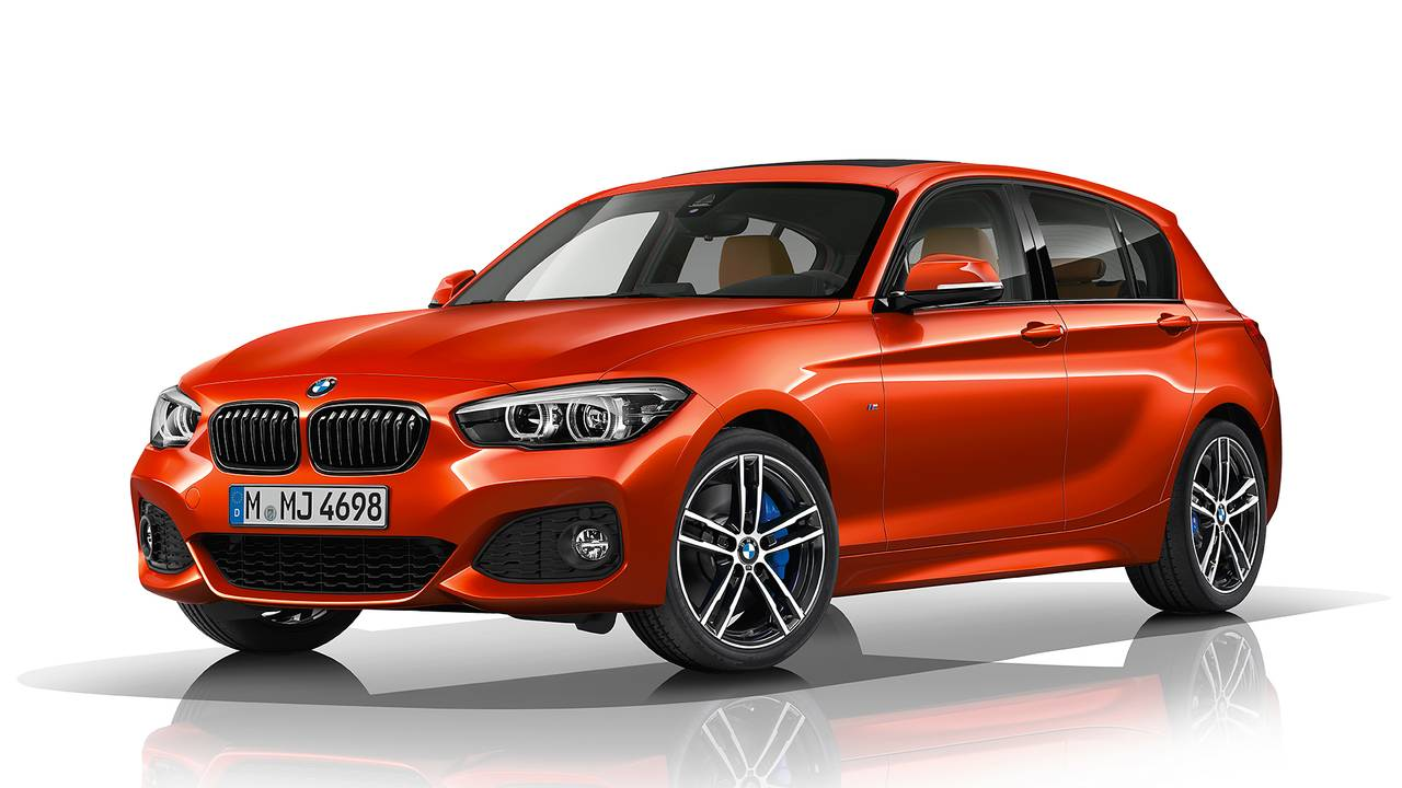 BMW 1er Edition M Sport Shadow