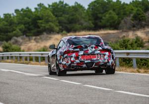 Äußerlich ein Toyota, doch hinter den Kulissen hat BMW die Hände mit im Spiel.