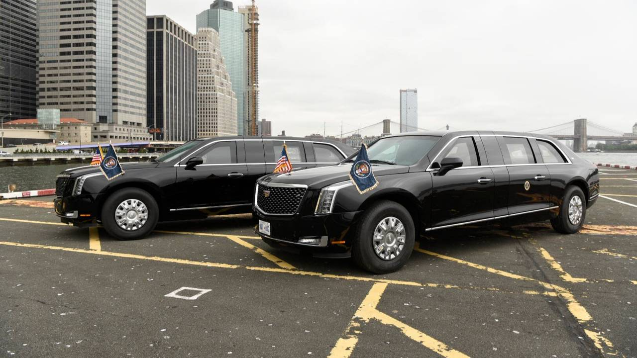 The Beast President Limo