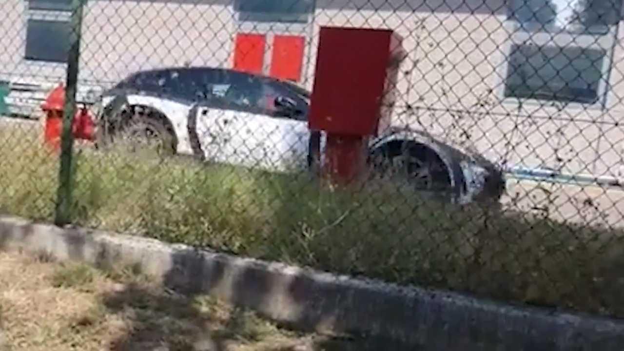 Ferrari Purosangue Prototyp