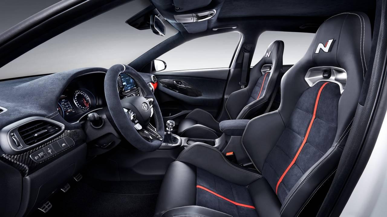 Studie Hyundai i30 N Option