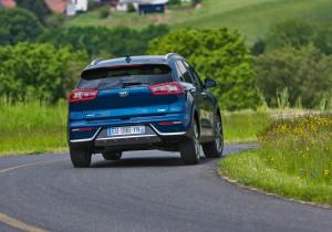 mid Groß-Gerau - Das Fahrwerk unterstützt durchaus auch mal eine flottere Fahrweise.
