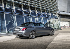 Mercedes-Benz C 300 de.