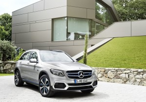 Mercedes-Benz GLC f-Cell.