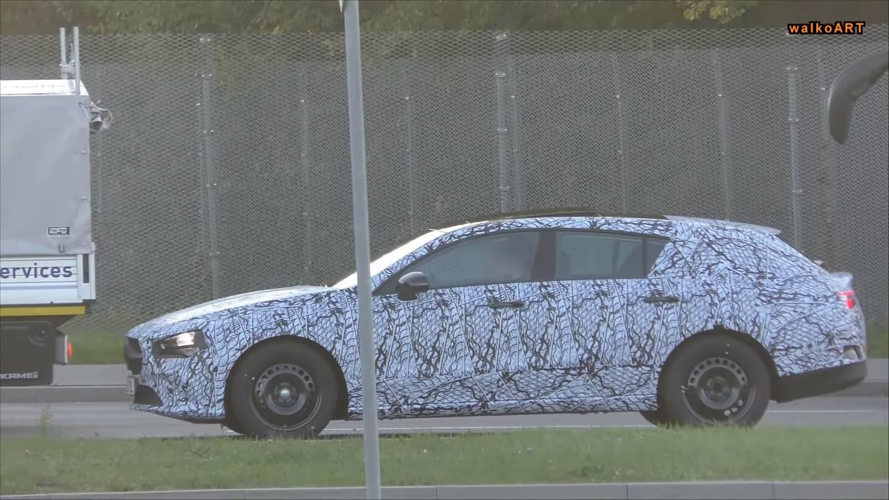 2020 Mercedes CLA Shooting Brake