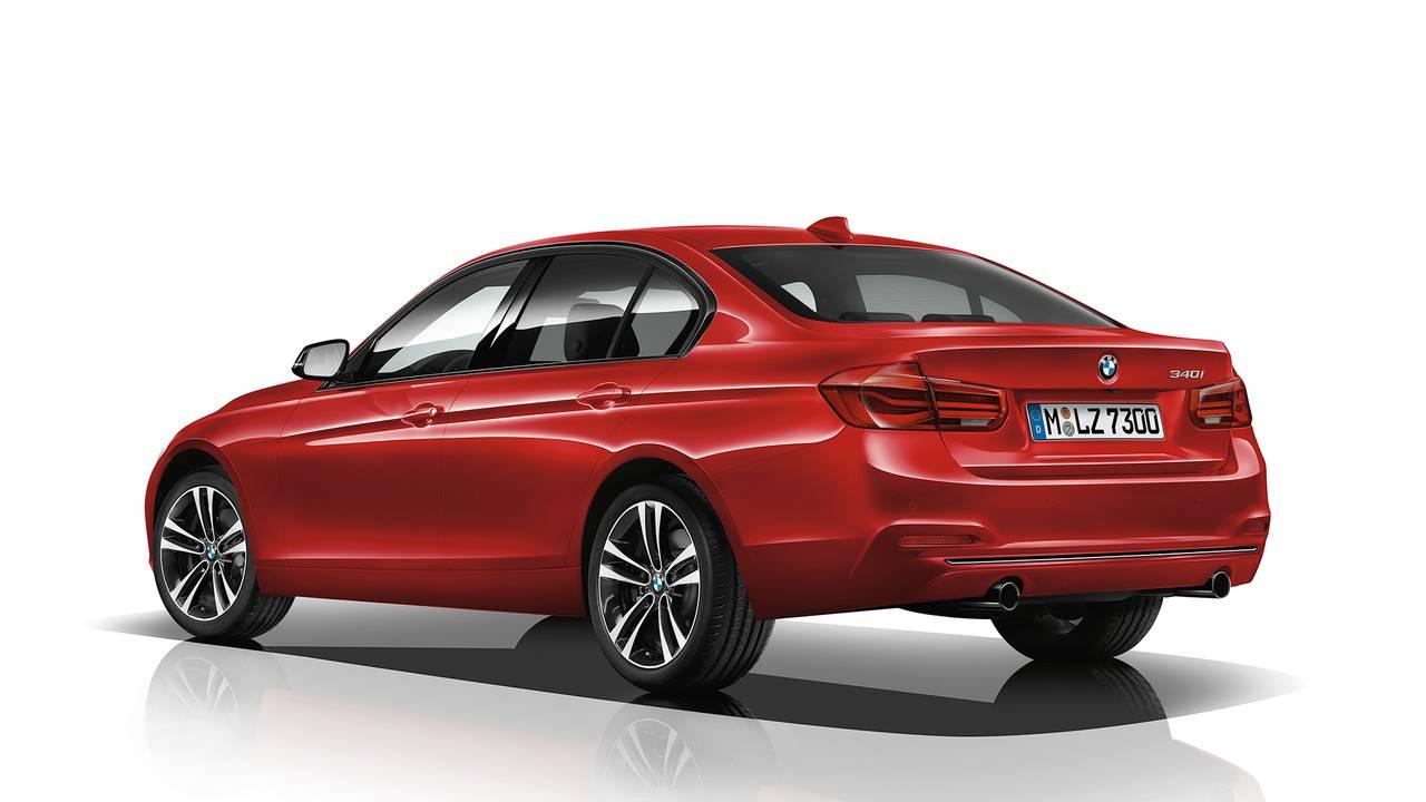 BMW 3er 2015 Heck