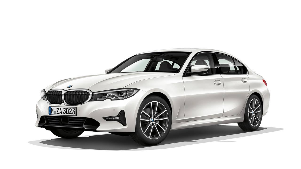 BMW 3er 2019 Front