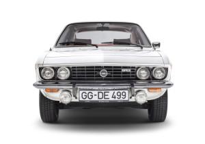 Opel Manta (1970).