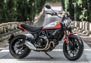 Ducati Scrambler Icon.