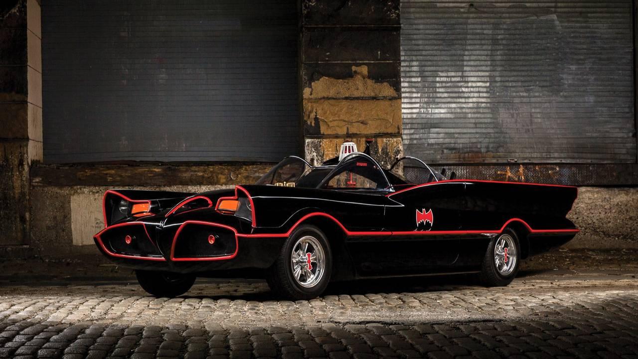 Lincoln Futura / Batmobile