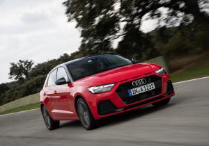 Audi A1.