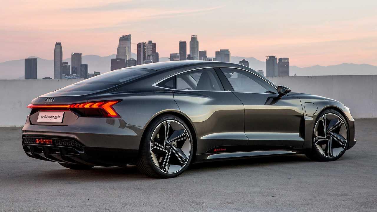 Audi E-Tron GT Versus Tesla Model S