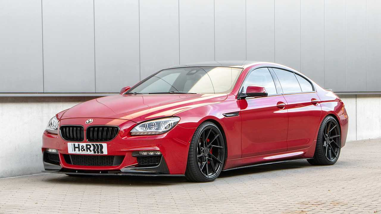 H&R BMW 6er Gran Coupé