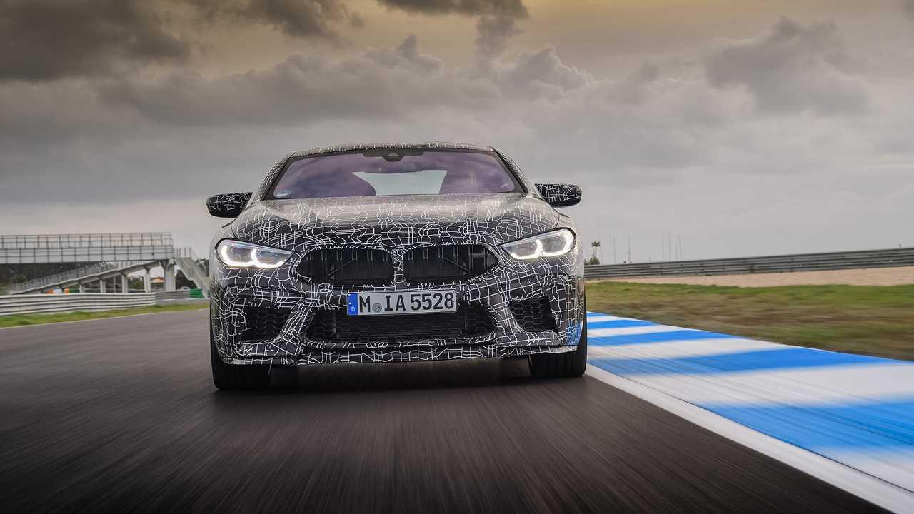 BMW M8 Prototyp (2019)