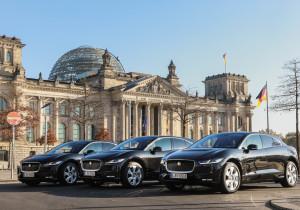 Jaguar I-Pace von Rocvin in Berlin.