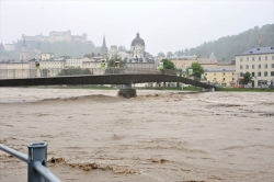Hochwasser Salzburg