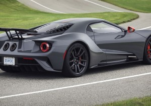 Ford GT Carbon.