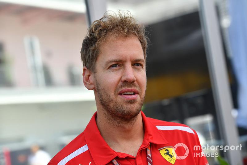 Sebastian Vettel (2018)