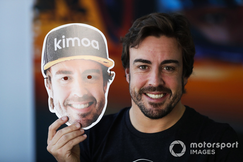Fernando Alonso (2018)