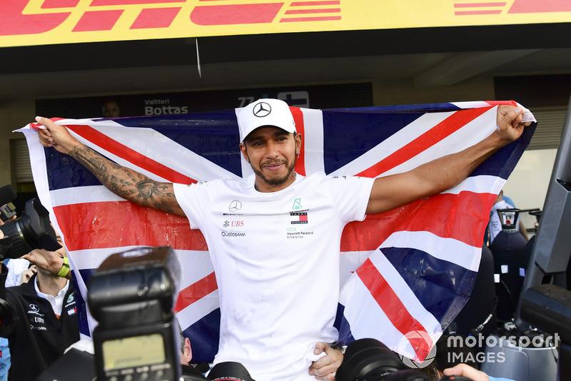 Lewis Hamilton (2018)