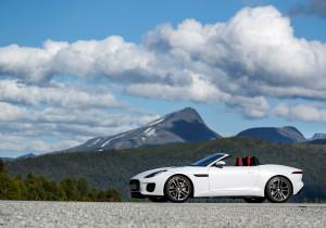 So muss ein Sport-Roadster aussehen: langgezogene Motorhaube, knackiger Passagierraum und ebensolches Heck - passt!