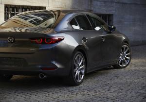 Mazda3 Fastback.