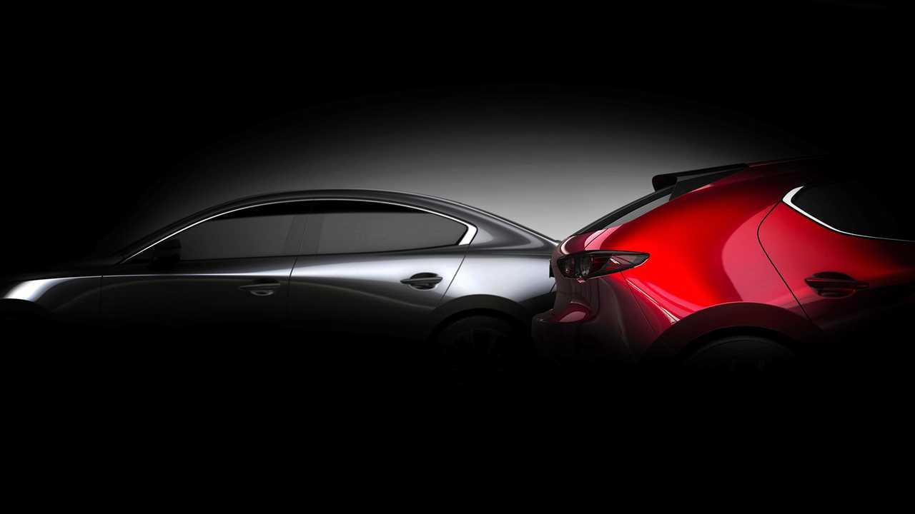 2019 Mazda 3 Teaser