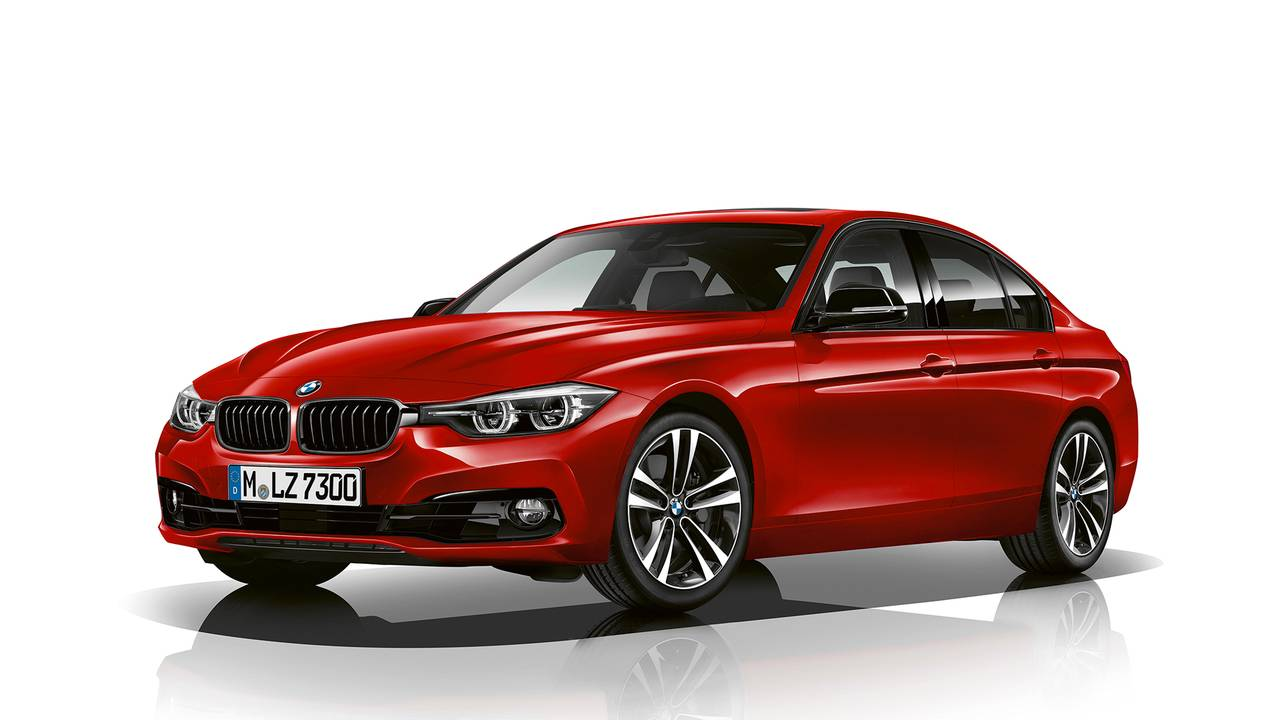 BMW 3er 2015 Front