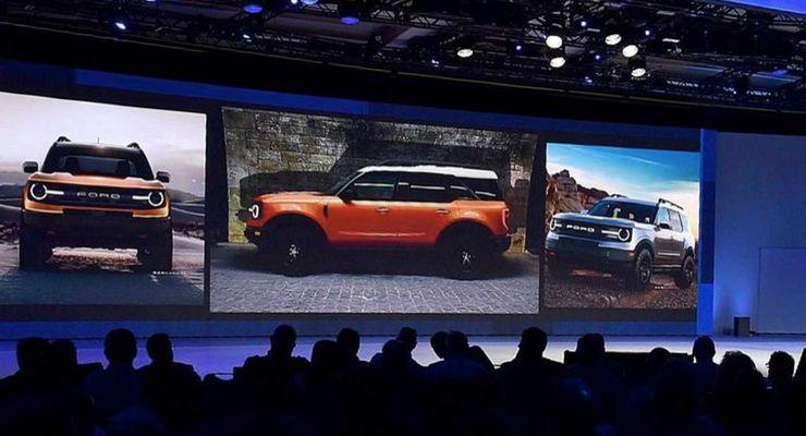 Новый Ford Bronco 2020: Скоро серии, но больше не культ
