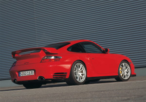 Porsche 911 GT2, Typ 996.