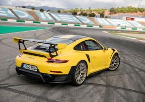 Porsche 911 GT2 RS, Typ 991.
