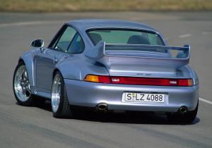 Porsche 911 GT2 (Typ 993).