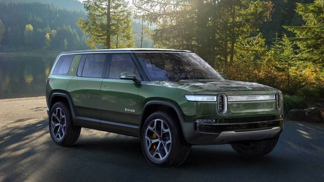 Rivian R1S Elektrikli SUV