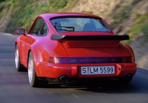 Porsche 911 Turbo 3.6 (964).