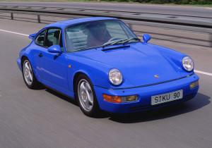 Porsche 911 (964) Carrera / Carrera 4 (1988 - 1994).