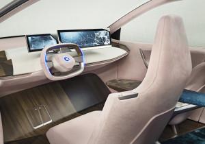 BMW Vision i-Next.