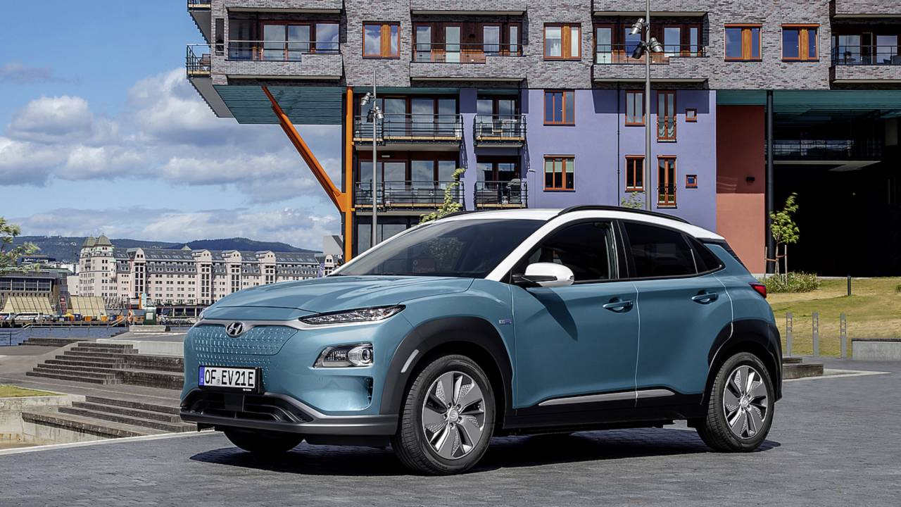 Hyundai Kona Electric Test