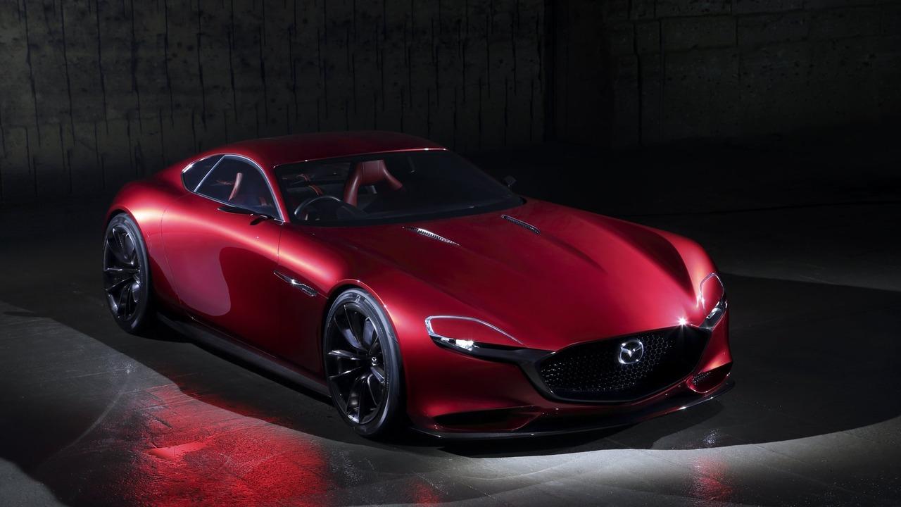 Mazda RX-Vision-Konzept