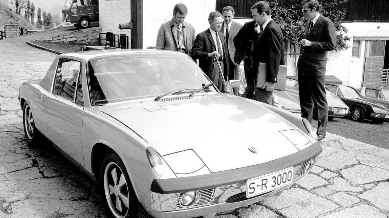 Porsche-Jubiläen 2019