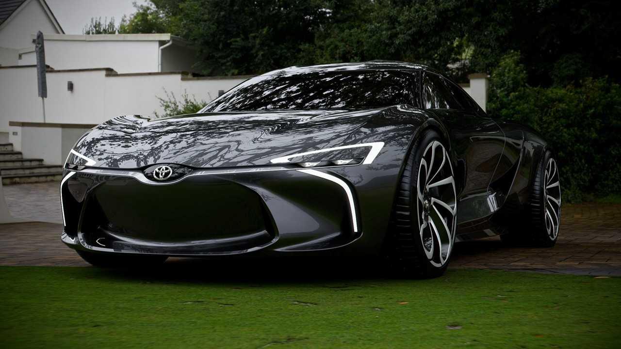 Toyota MR2 Konzept