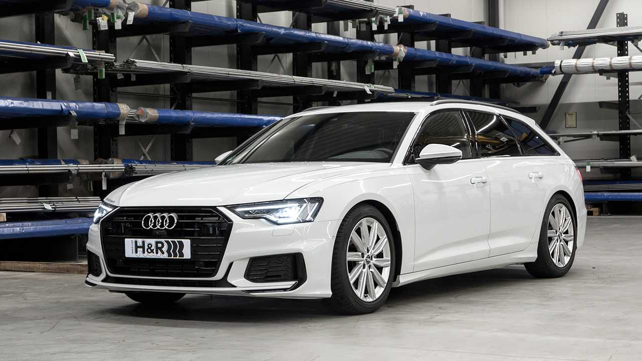 H&R Audi A6 Avant