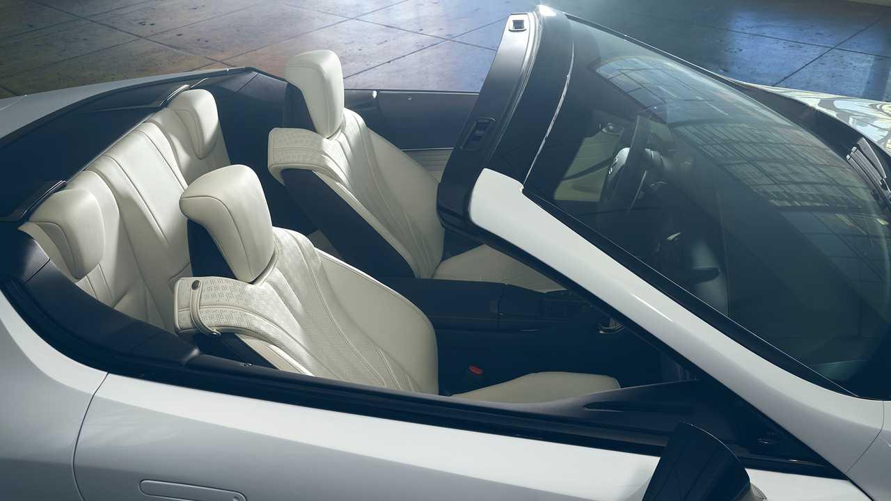 Lexus LC Convertible-Konzept