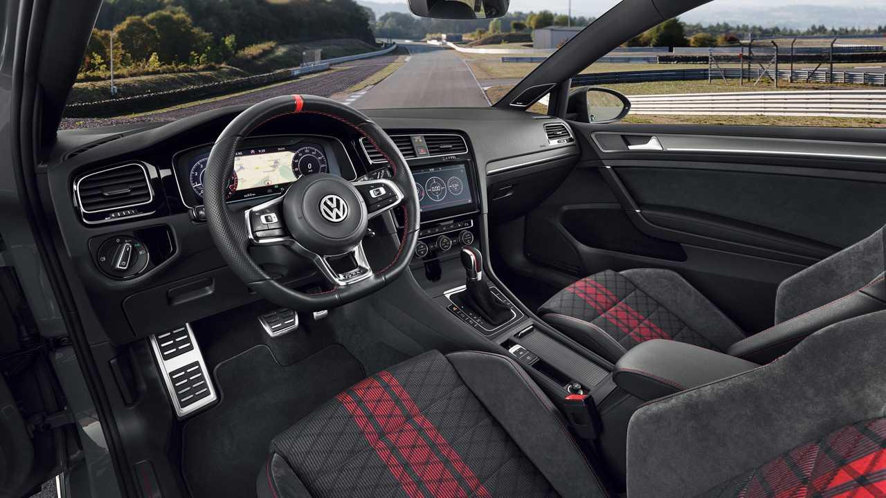 VW Golf GTI TCR (2019)