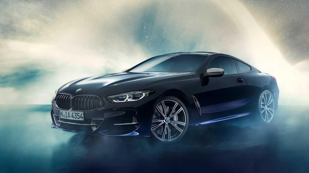 BMW Individual M850i Nachthimmel