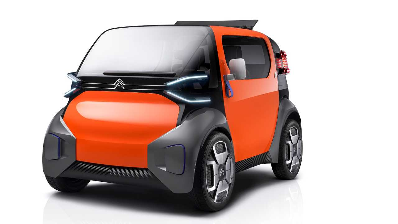 Citroën Ami One Konzept