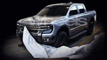 Ford Ranger Leak der nächsten Generation