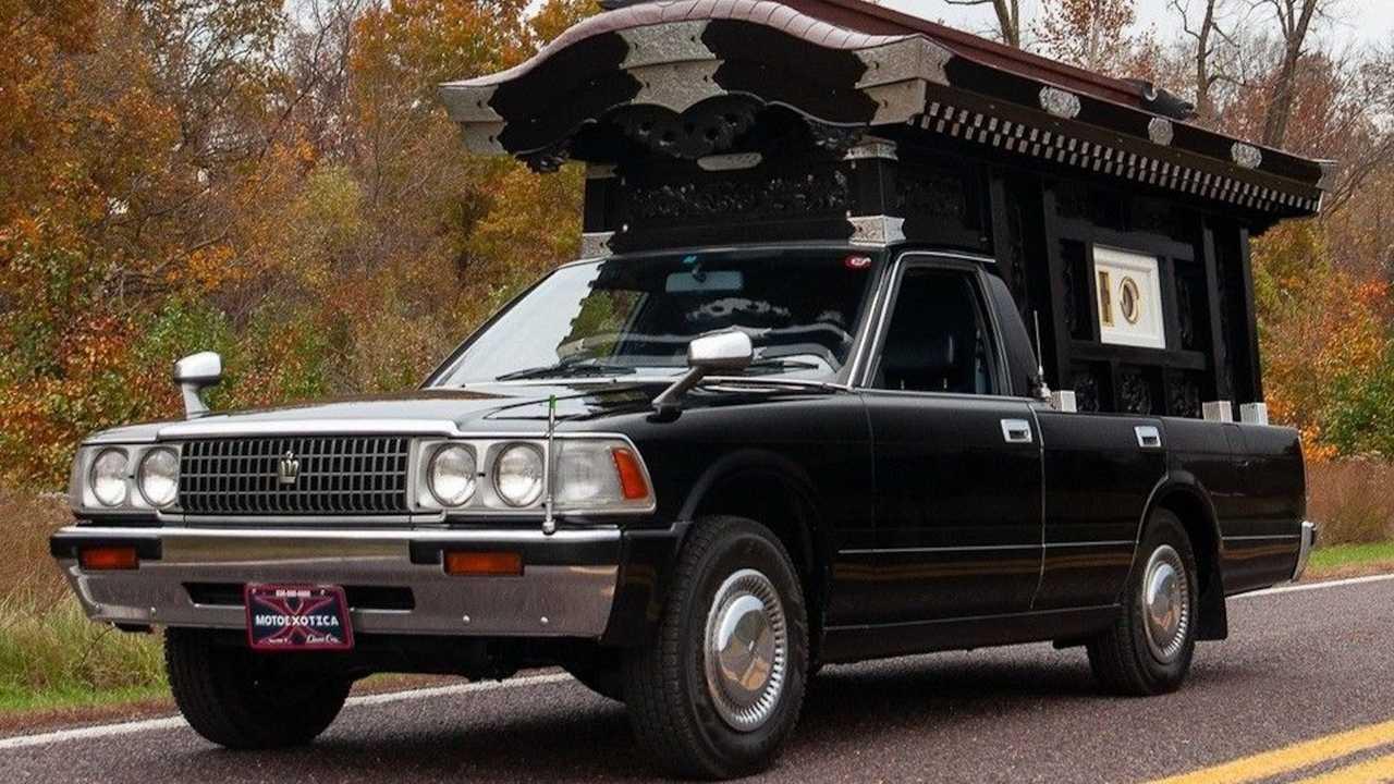 Toyota Crown Hearse zum Verkauf bei eBay