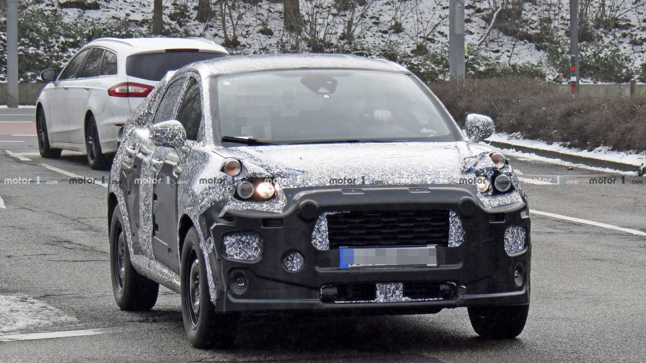 Ford SUV-Prototyp-Spionagefoto